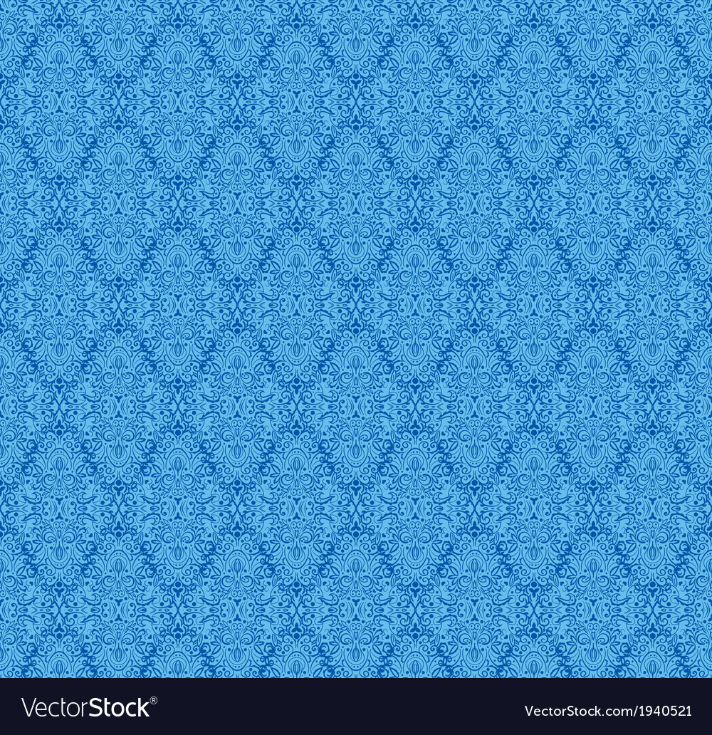 Damask seamless pattern for design vector | Price: 1 Credit (USD $1)