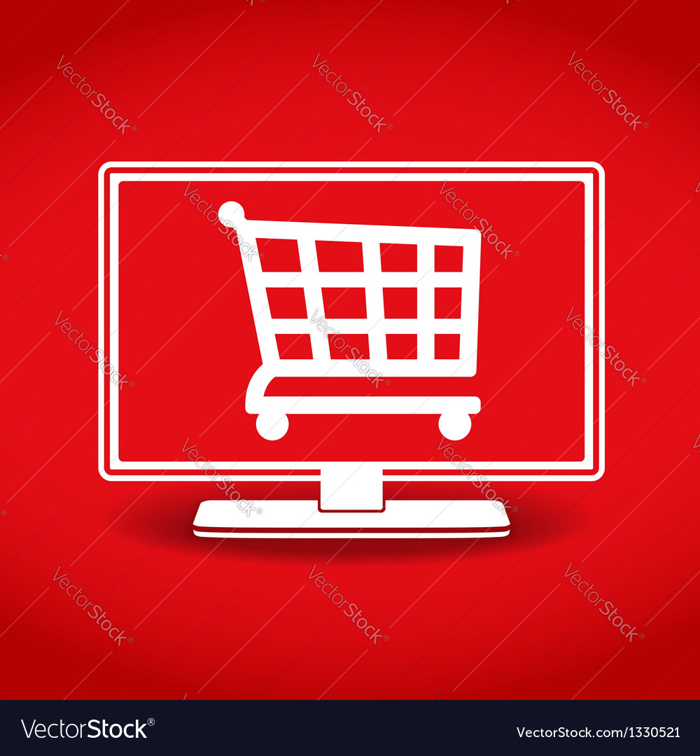 E-commerce vector | Price: 1 Credit (USD $1)