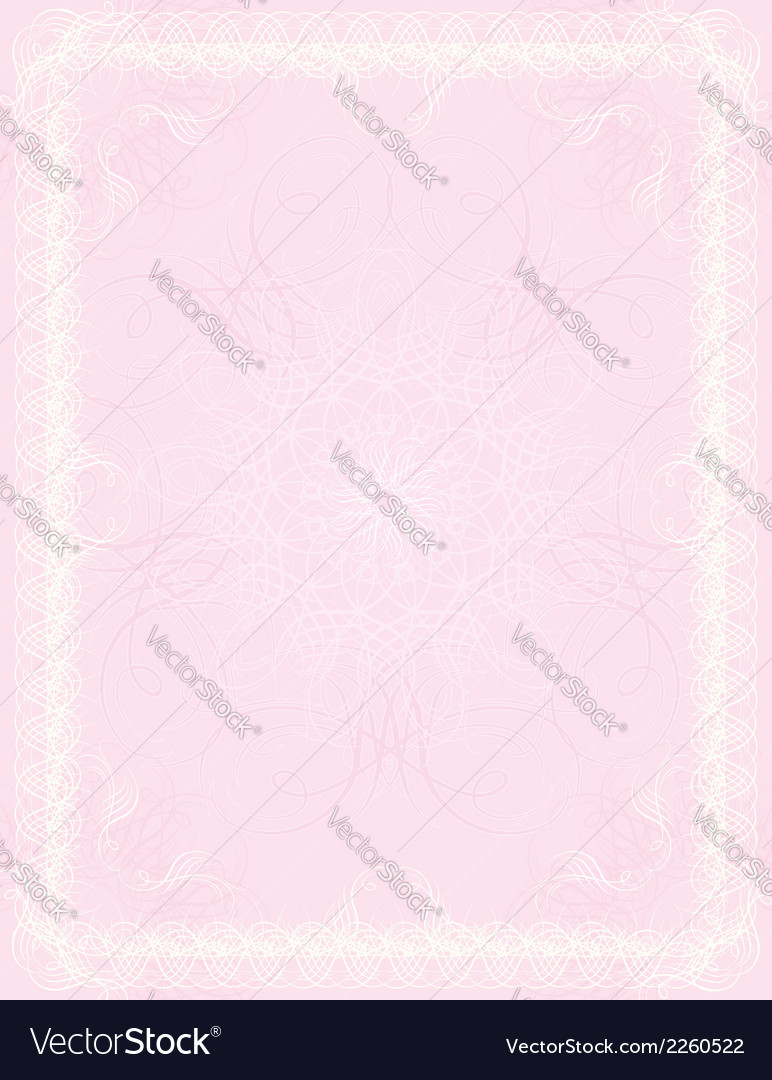 Certificate background vector | Price: 1 Credit (USD $1)