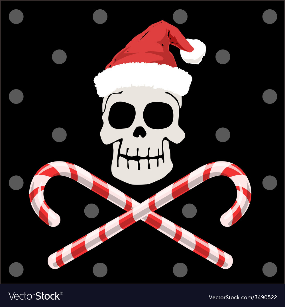 Pirate christmas vector   Price: 1 Credit (USD $1)