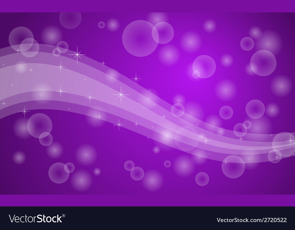 Purple abstrct background vector