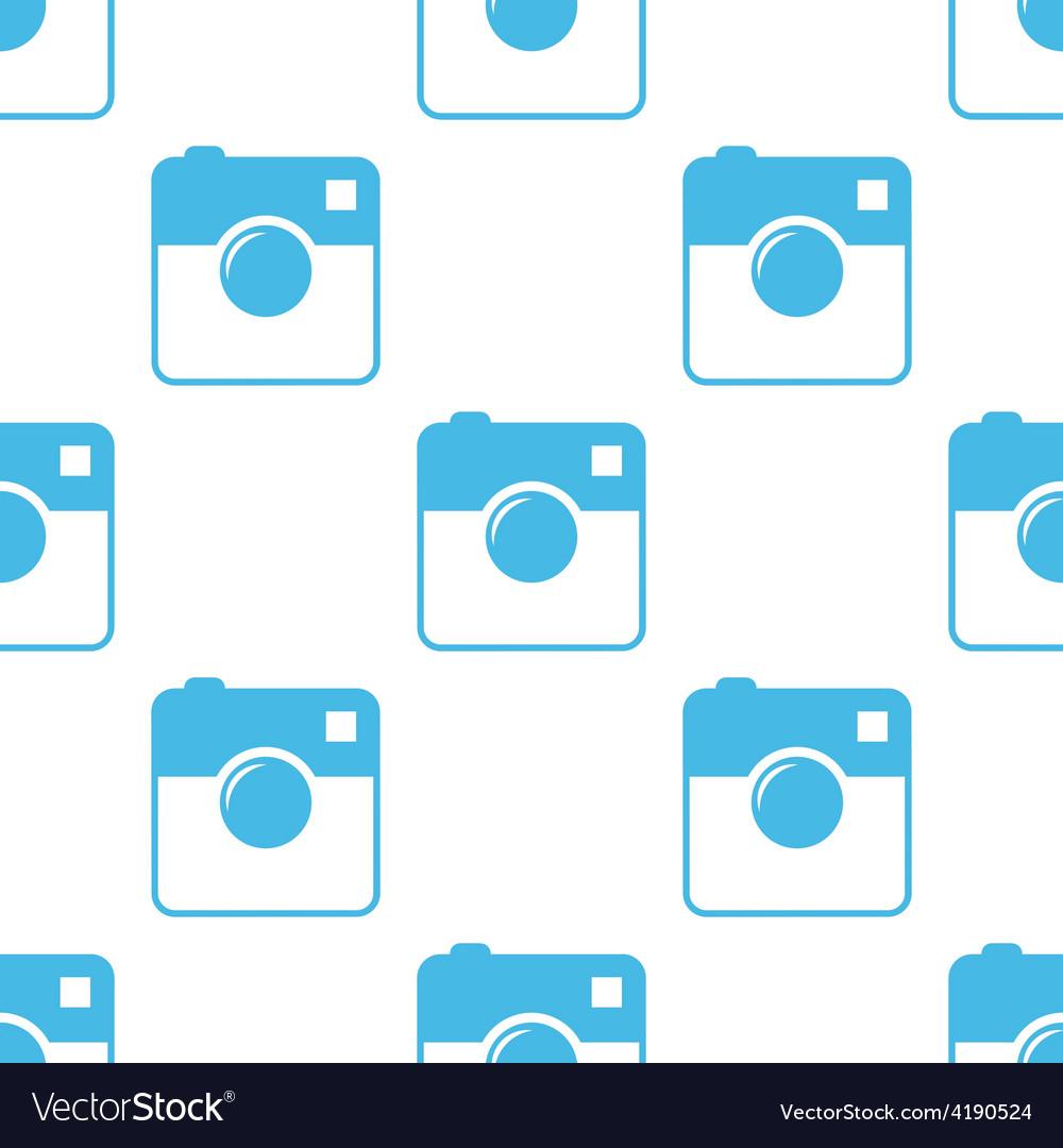 Camera seamless pattern vector   Price: 1 Credit (USD $1)
