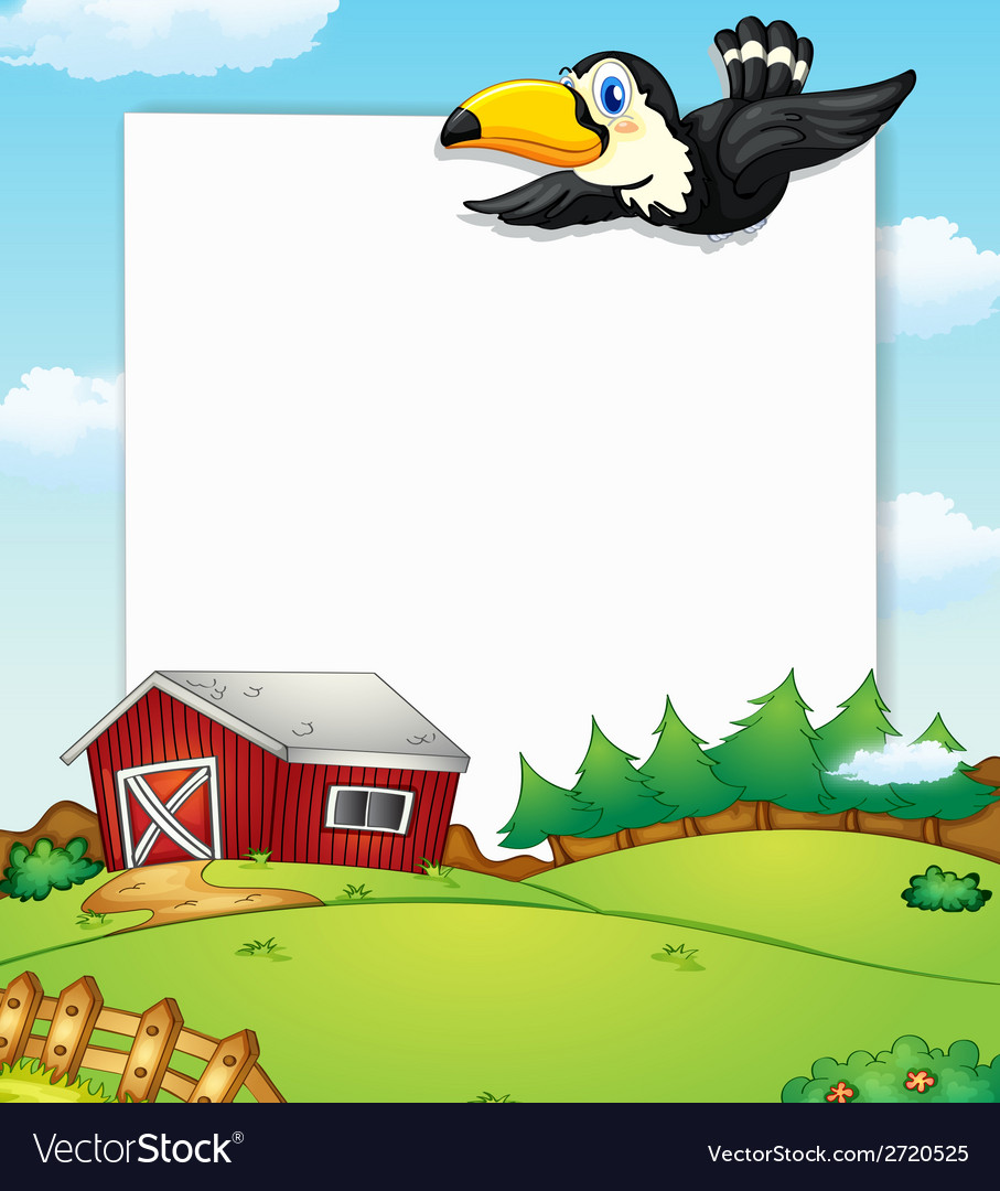 Countryside banner vector   Price: 1 Credit (USD $1)
