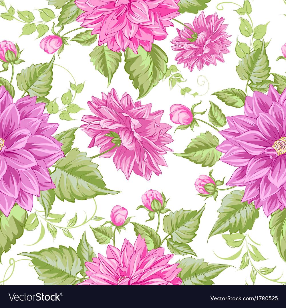 Happy valentines seamless pattern vector | Price: 1 Credit (USD $1)
