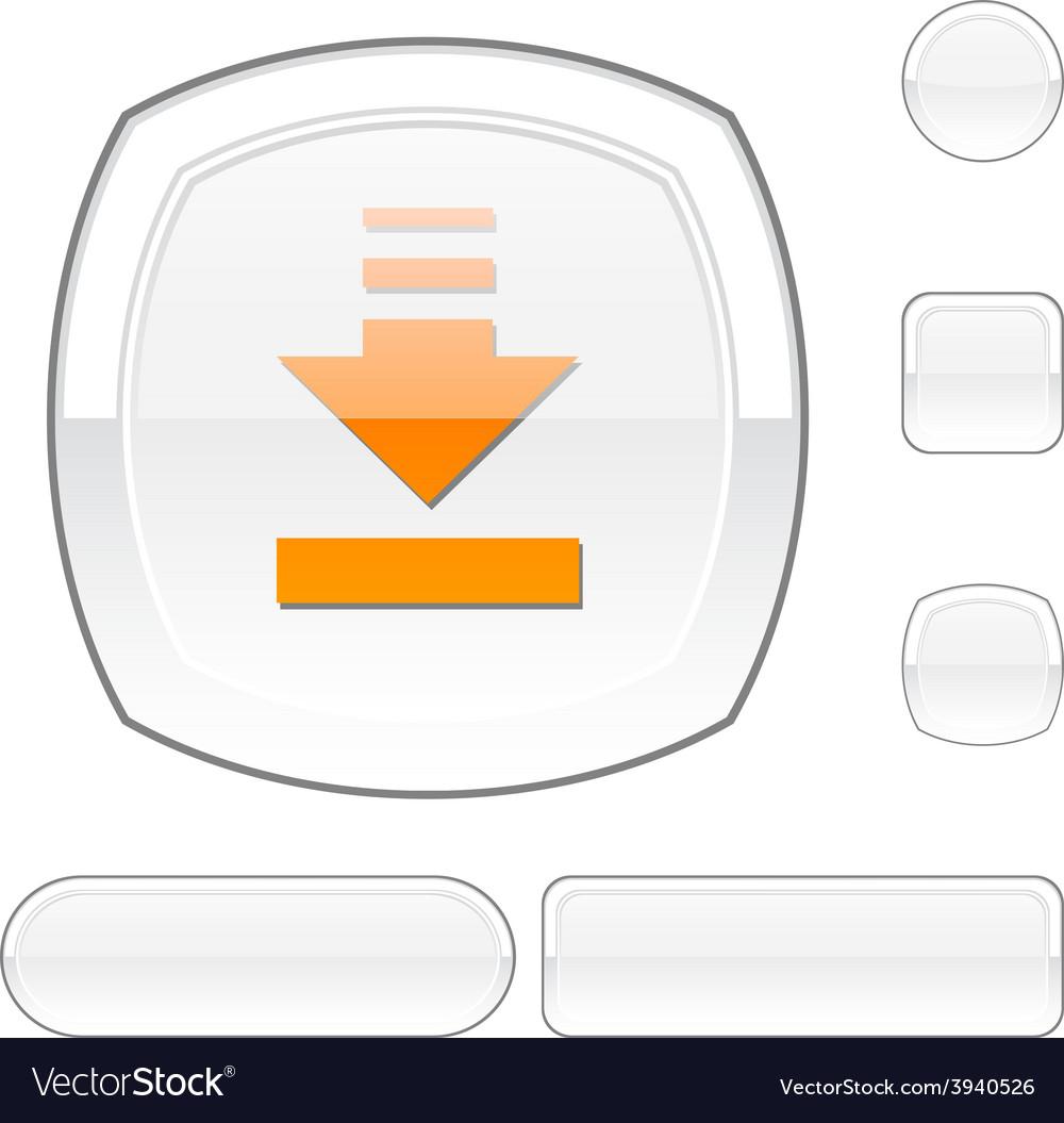 Download white button vector | Price: 1 Credit (USD $1)