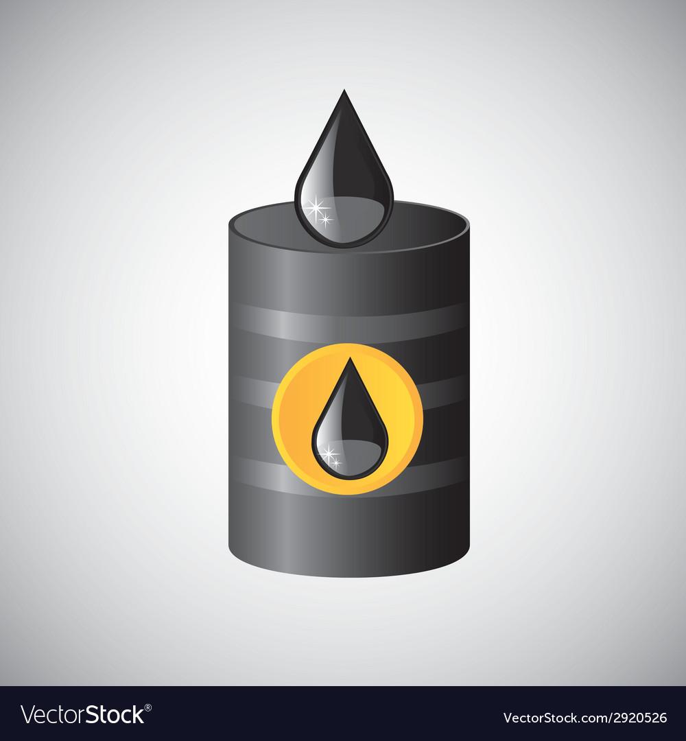 Oil design vector | Price: 1 Credit (USD $1)