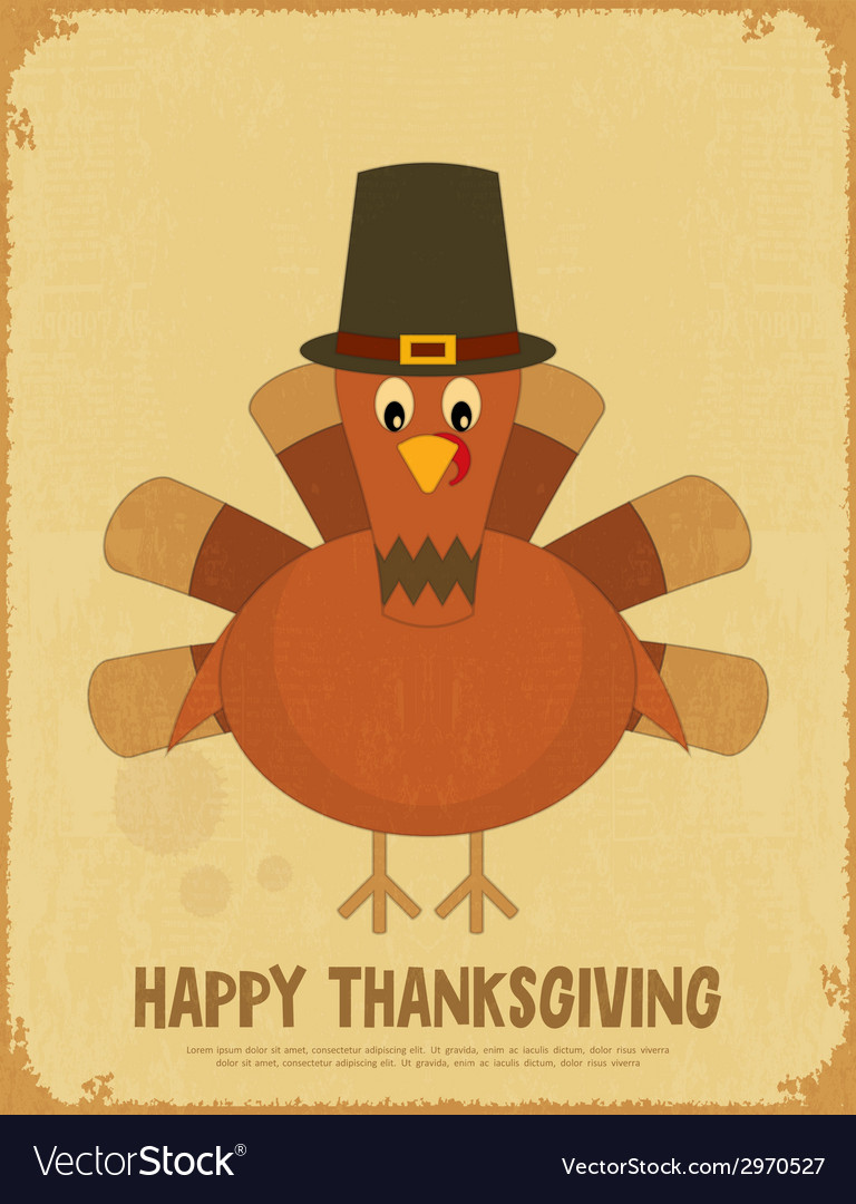 Thanksgiving day vector | Price: 1 Credit (USD $1)