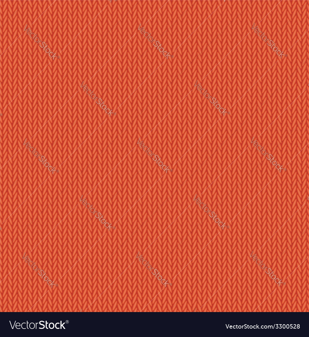 Background seamless pattern texture of red wool vector | Price: 1 Credit (USD $1)