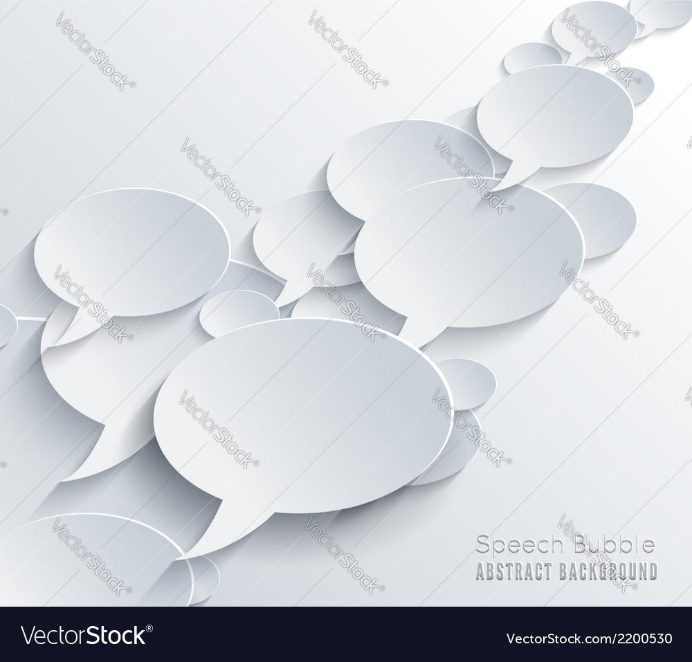 Speech bubble vector   Price: 1 Credit (USD $1)