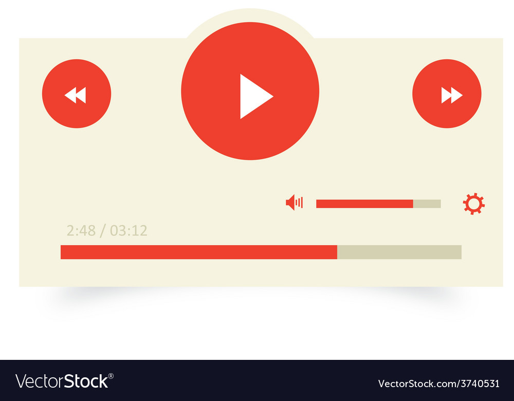 Music player 32 vector | Price: 1 Credit (USD $1)