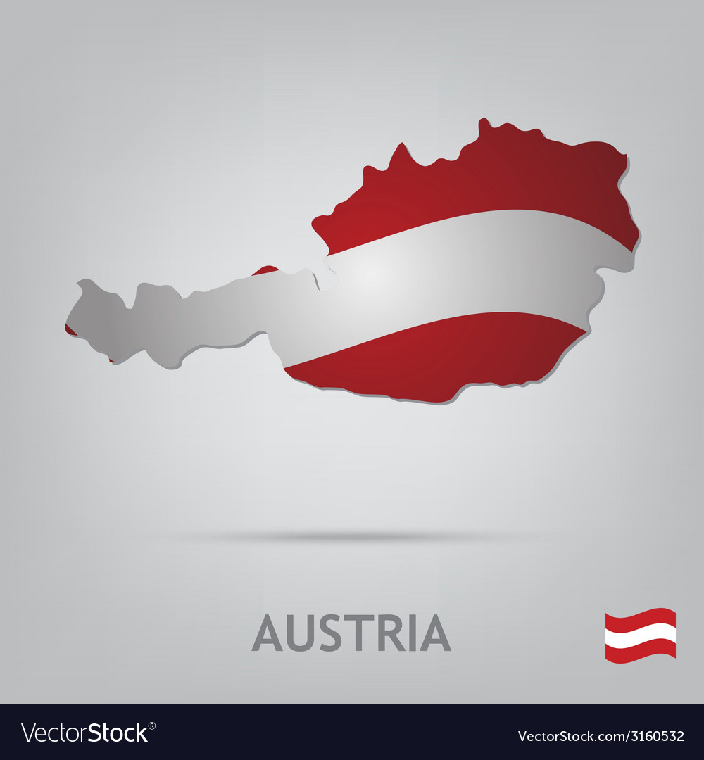 Austria vector | Price: 1 Credit (USD $1)