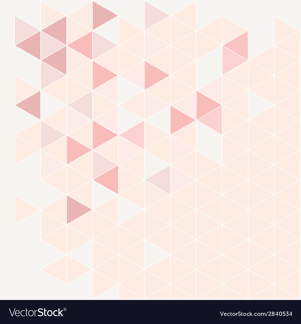 Pink grey and violet triangle modern background vector | Price: 1 Credit (USD $1)