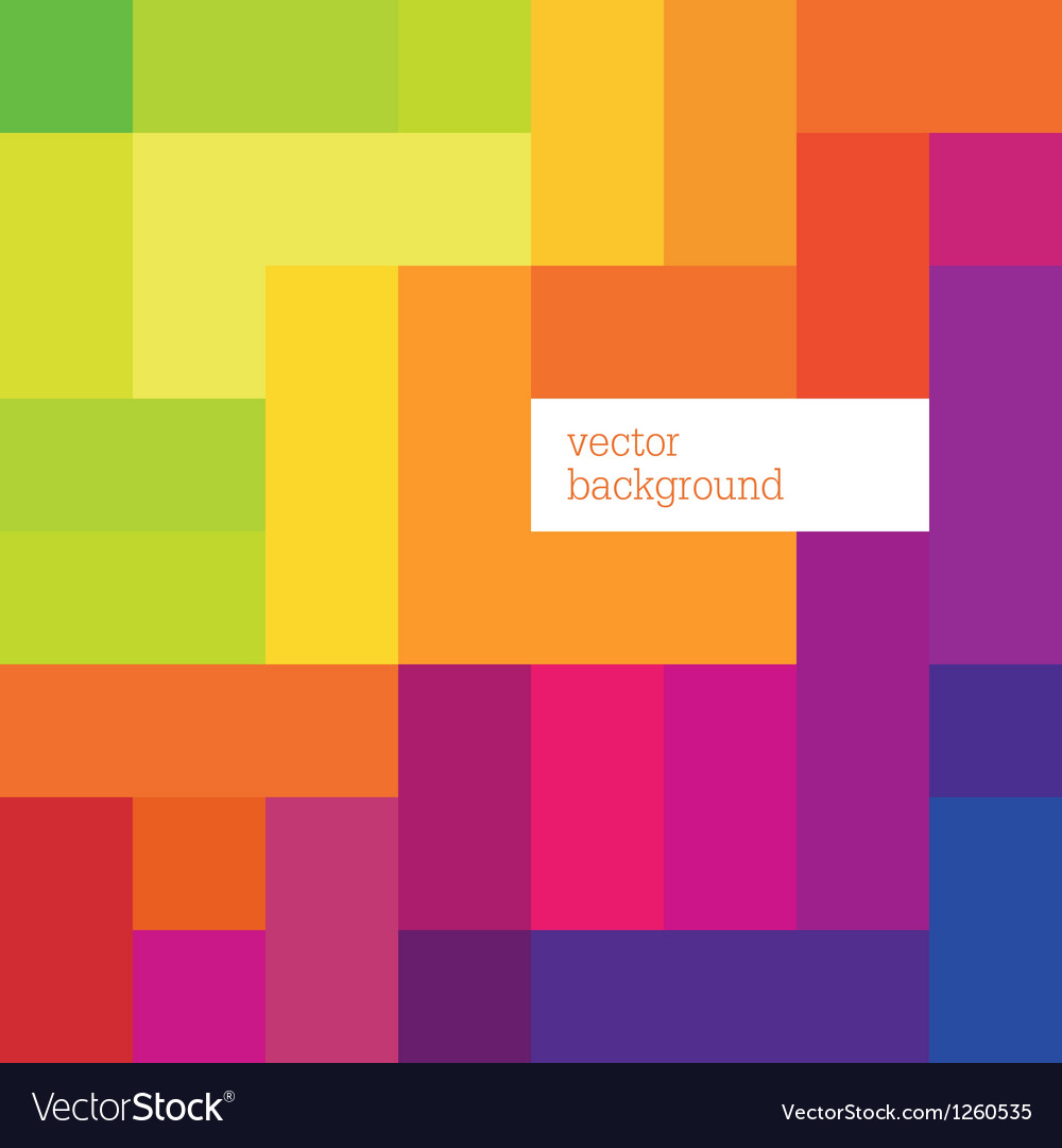 Abstract colorful vector | Price: 1 Credit (USD $1)