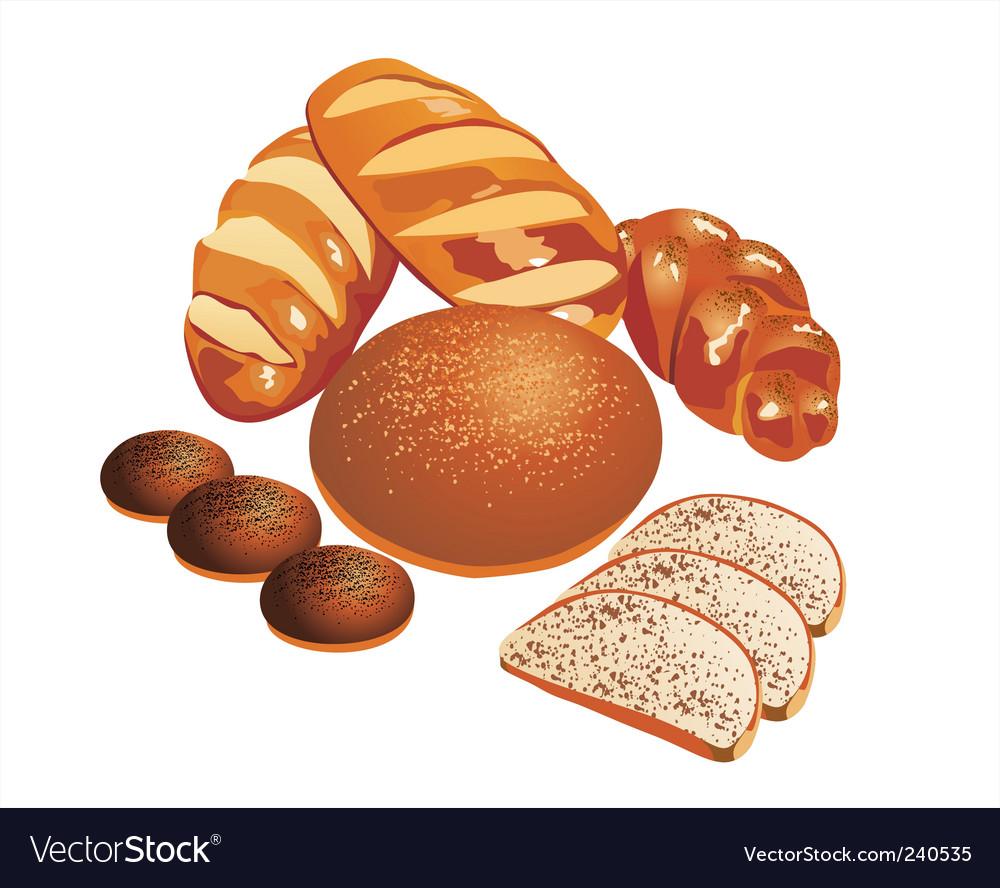 Bread vector   Price: 1 Credit (USD $1)