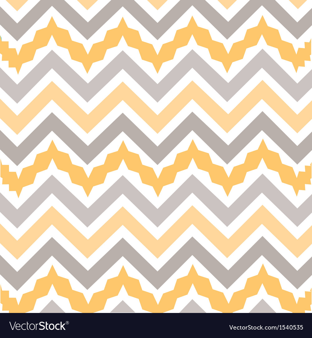 Chevrons seamless pattern background vector | Price: 1 Credit (USD $1)