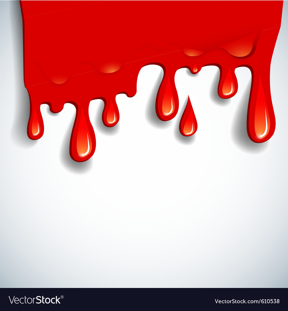 Abstract blood background vector | Price: 1 Credit (USD $1)