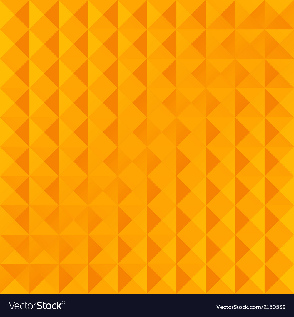 Geometric yellow simple pattern vector | Price: 1 Credit (USD $1)