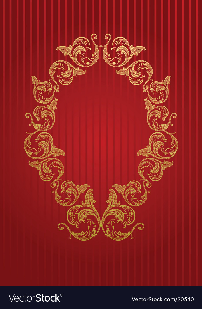 Royal wallpaper vector | Price: 1 Credit (USD $1)
