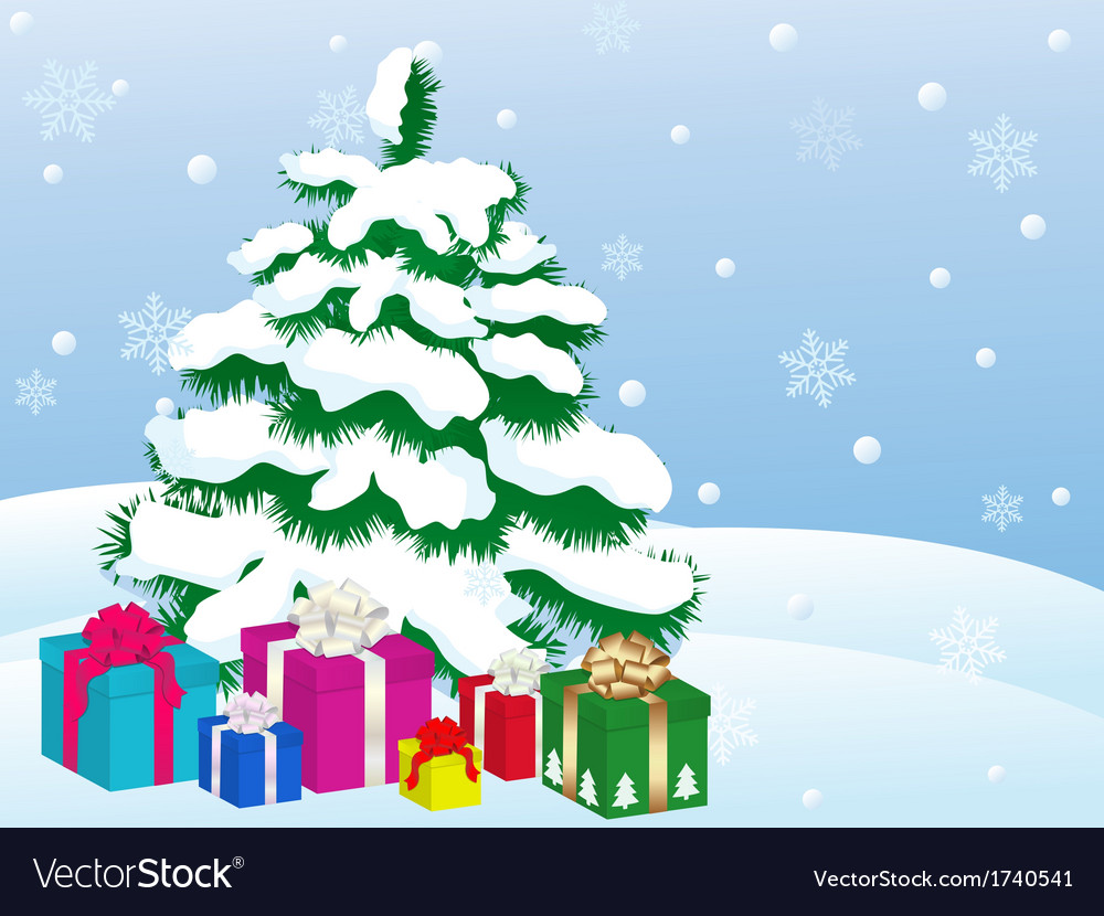 Christmas gifts 3 vector   Price: 1 Credit (USD $1)