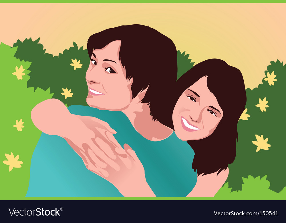 Friends vector | Price: 1 Credit (USD $1)
