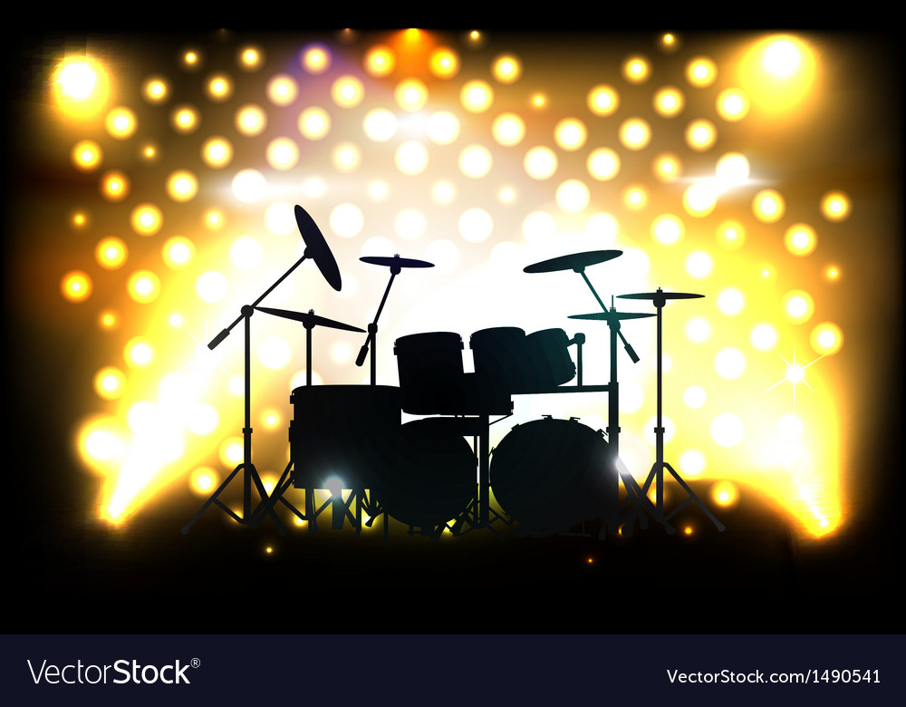 Waiting for concert vector | Price: 1 Credit (USD $1)