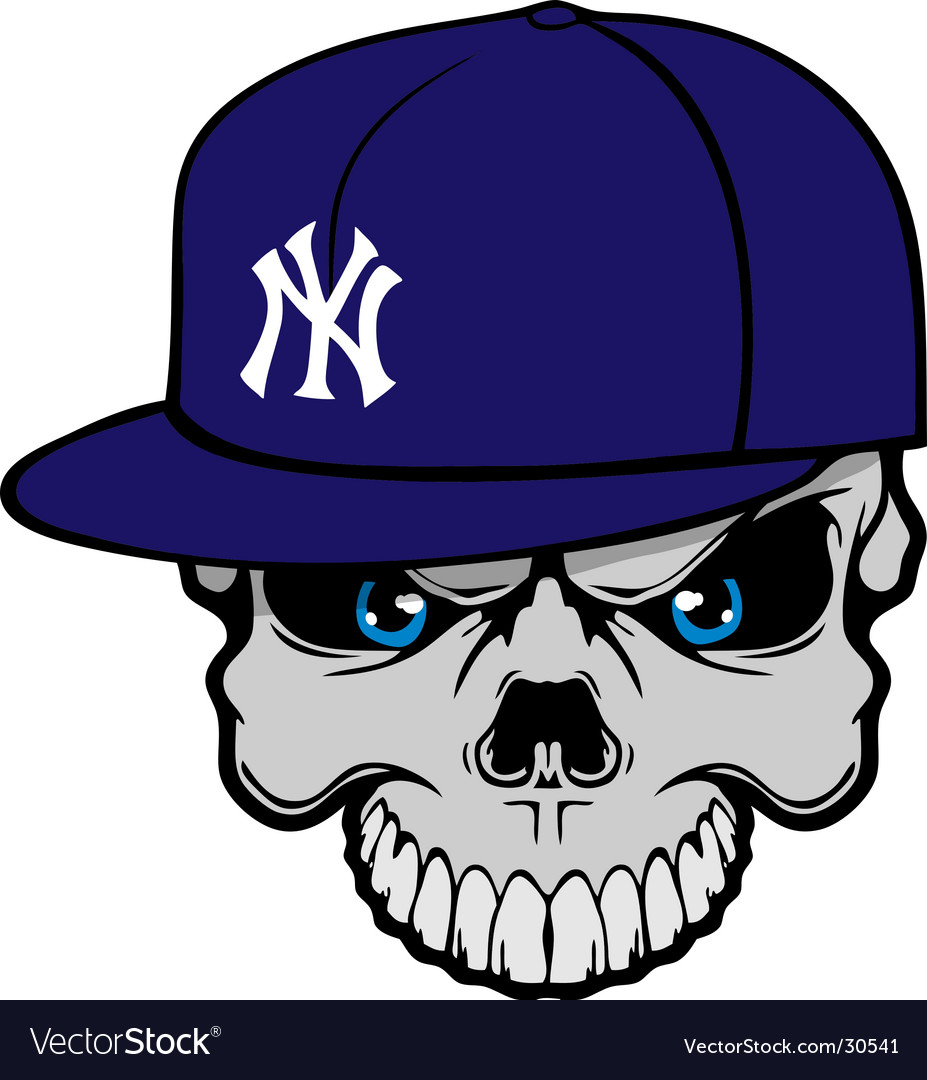 Yank skully vector | Price: 1 Credit (USD $1)