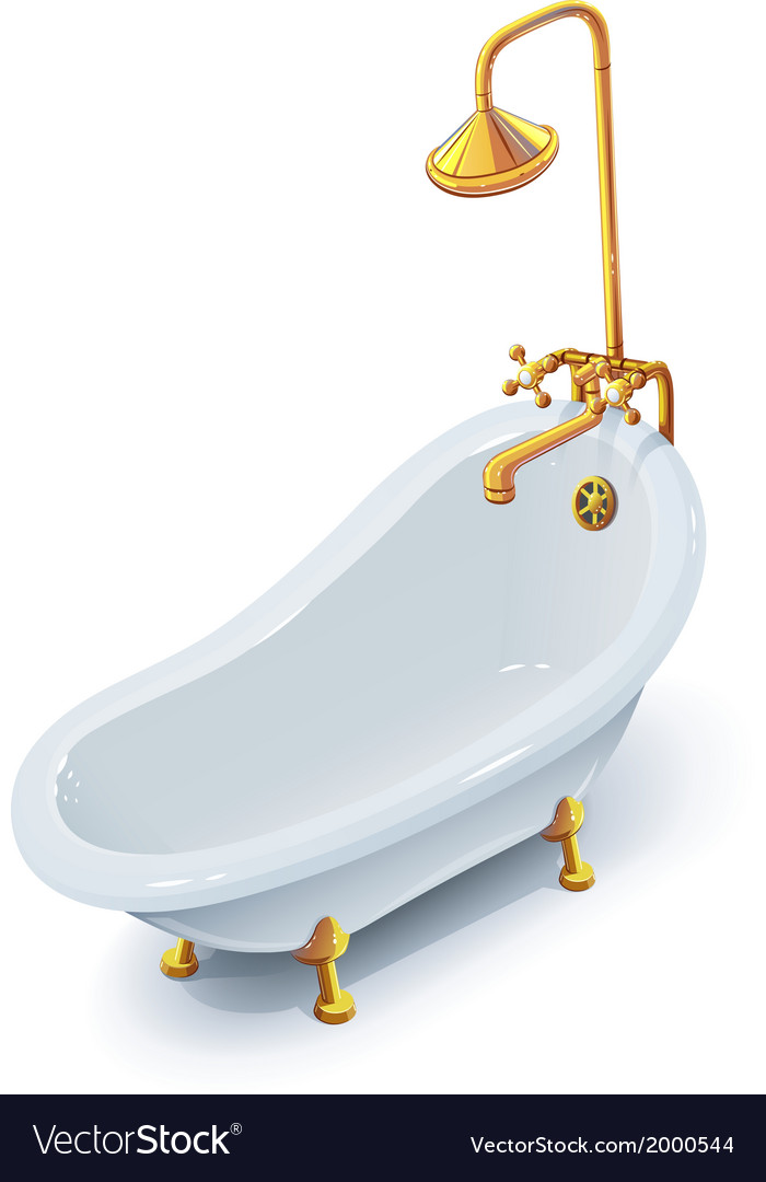 Bath vector | Price: 1 Credit (USD $1)