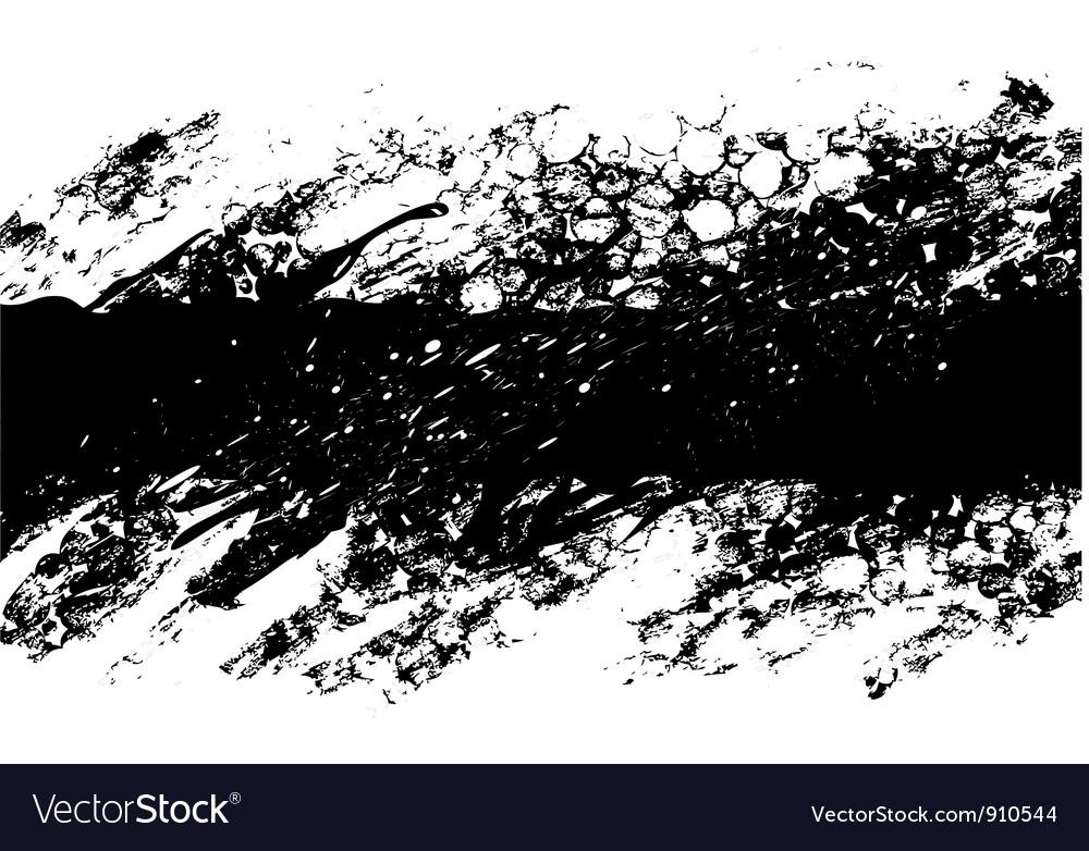 Black grunge background vector | Price: 1 Credit (USD $1)