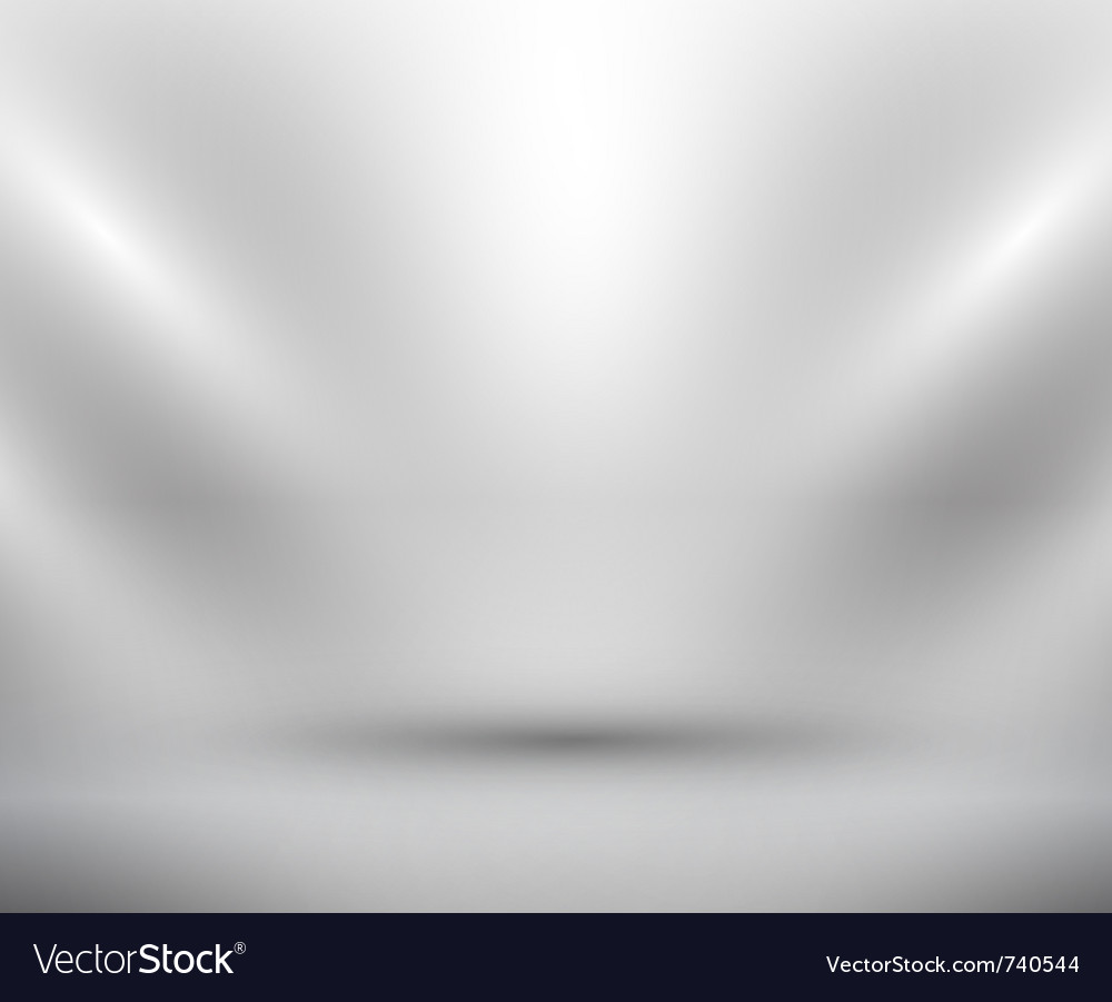 Blank light room white vector | Price: 1 Credit (USD $1)