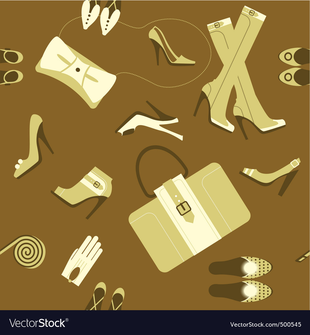 Fashionable accessories vector | Price: 1 Credit (USD $1)
