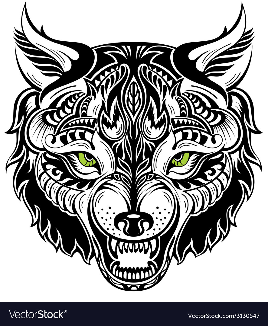 Totem animal vector | Price: 1 Credit (USD $1)