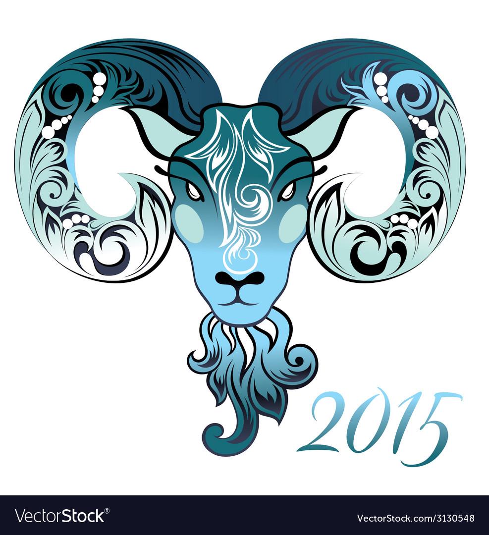 Ornamental and decorative sheep vector   Price: 1 Credit (USD $1)