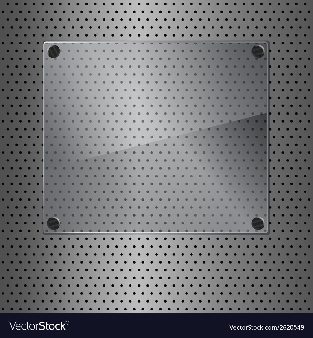 Metal and glass vector | Price: 1 Credit (USD $1)