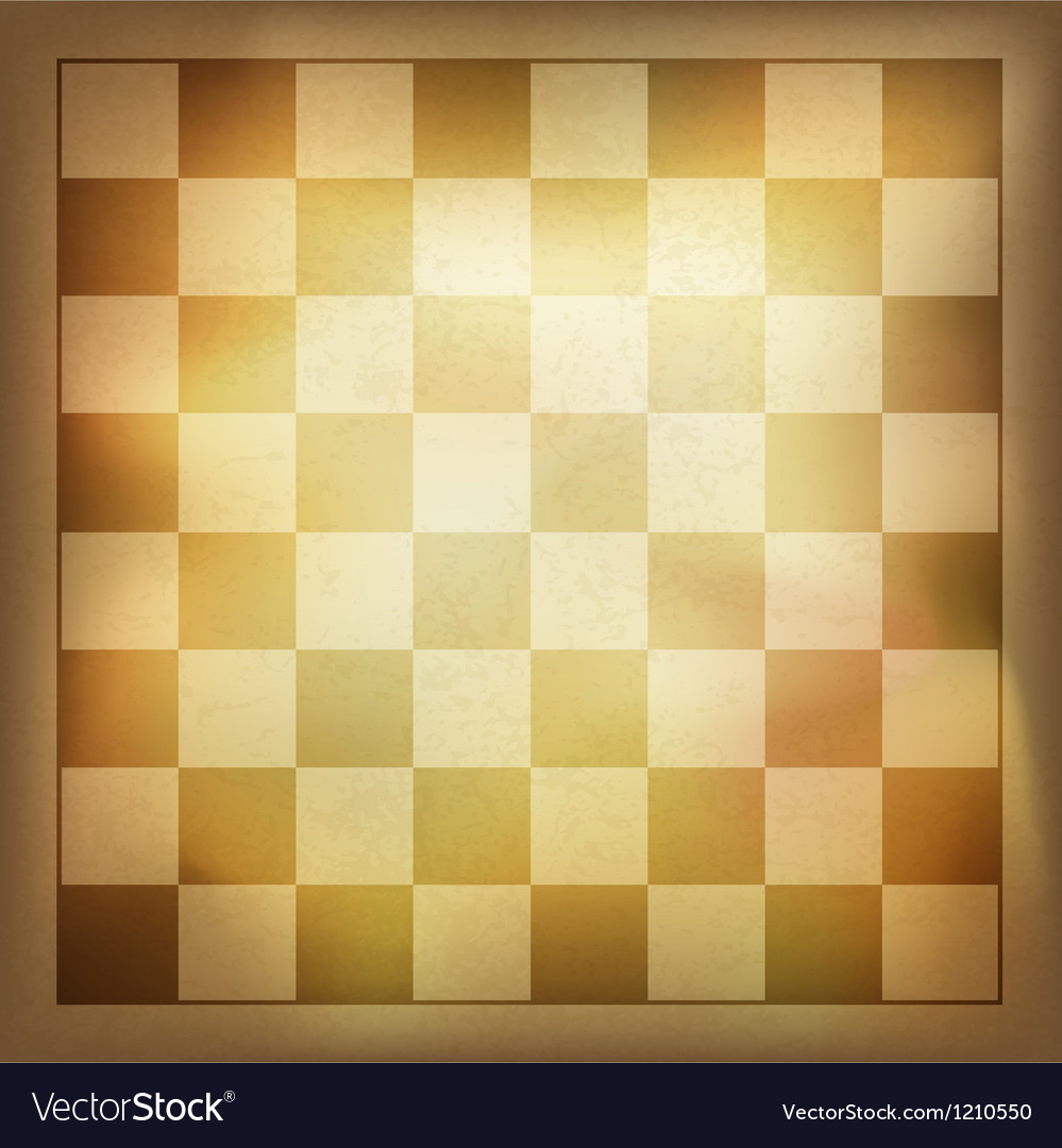 Vintage chess background vector | Price: 1 Credit (USD $1)