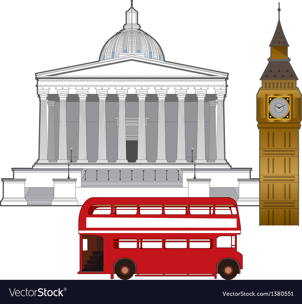 London university vector | Price: 1 Credit (USD $1)