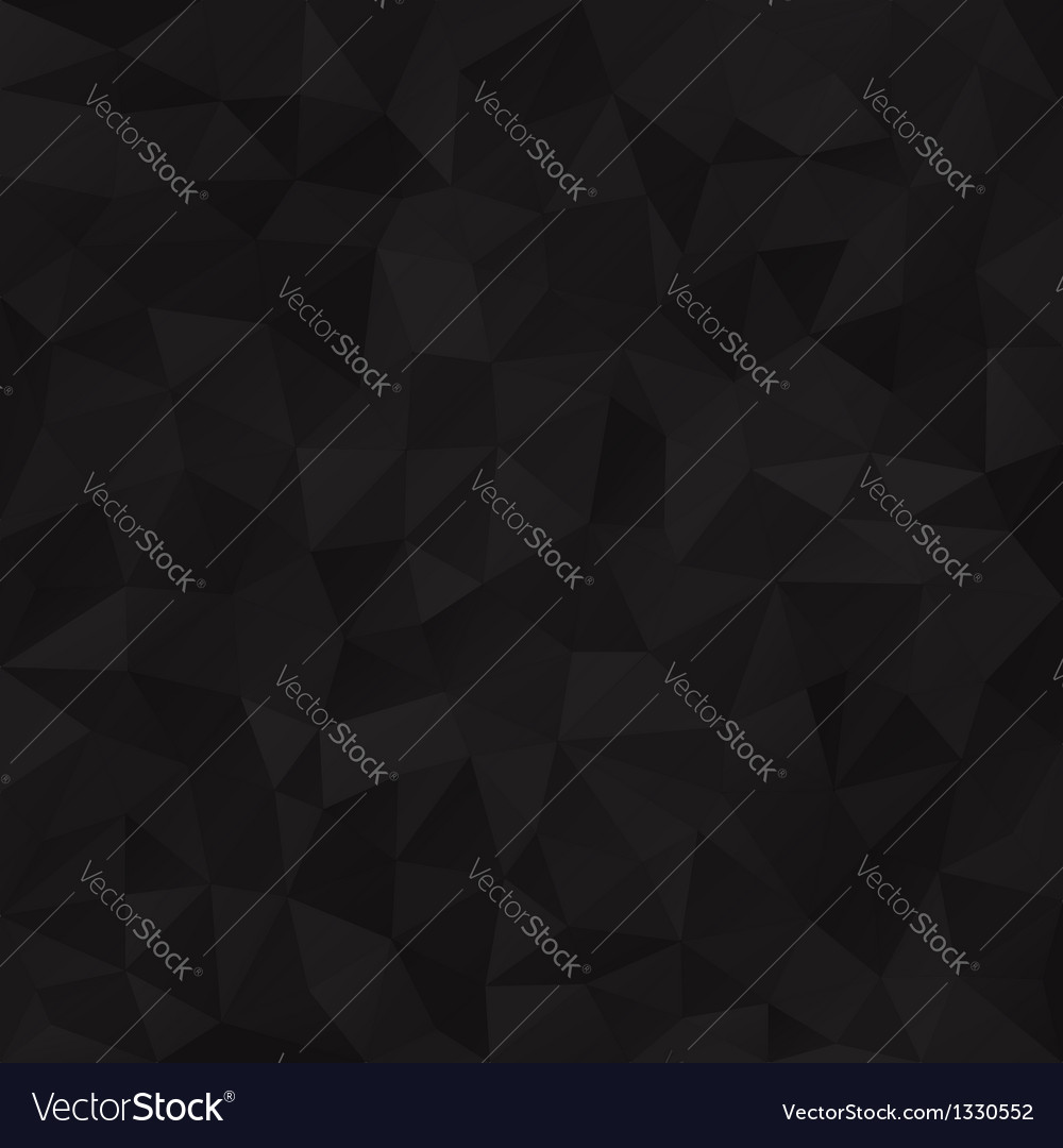 Geometric black background vector | Price: 1 Credit (USD $1)