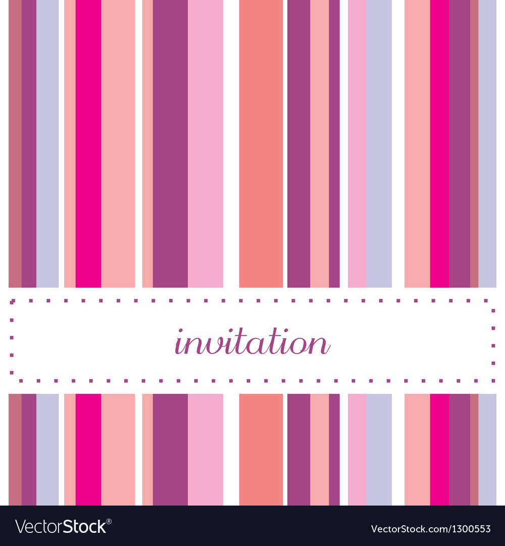 Card or invitation for party or wedding vector | Price: 1 Credit (USD $1)