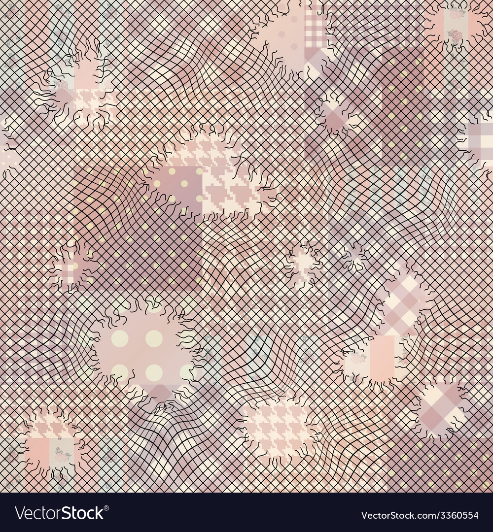 Holes on mesh vector | Price: 1 Credit (USD $1)