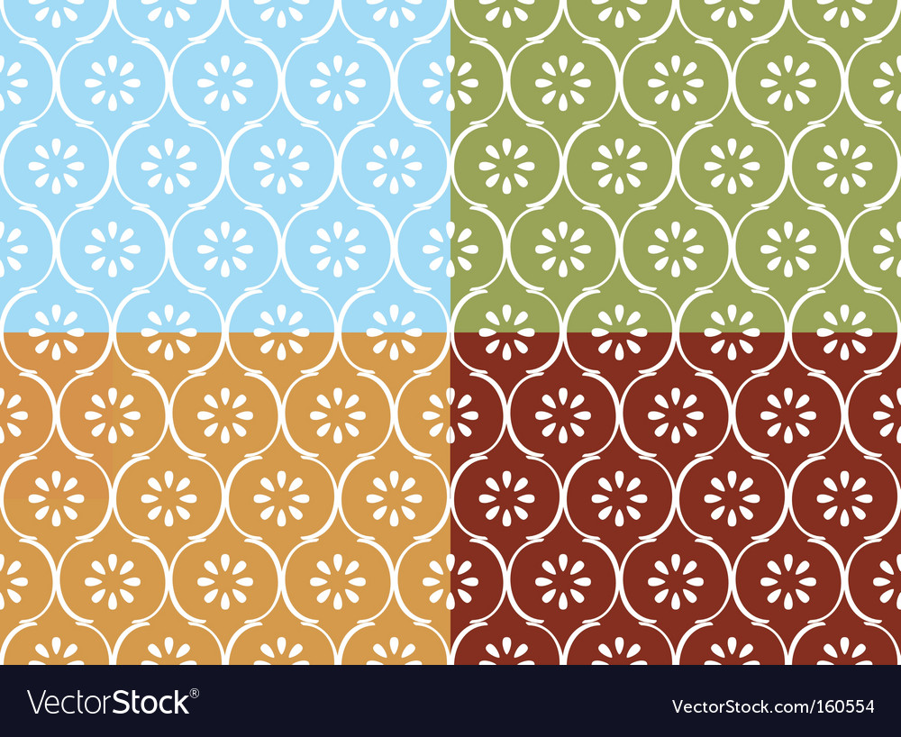 Indian seamless pattern vector | Price: 1 Credit (USD $1)