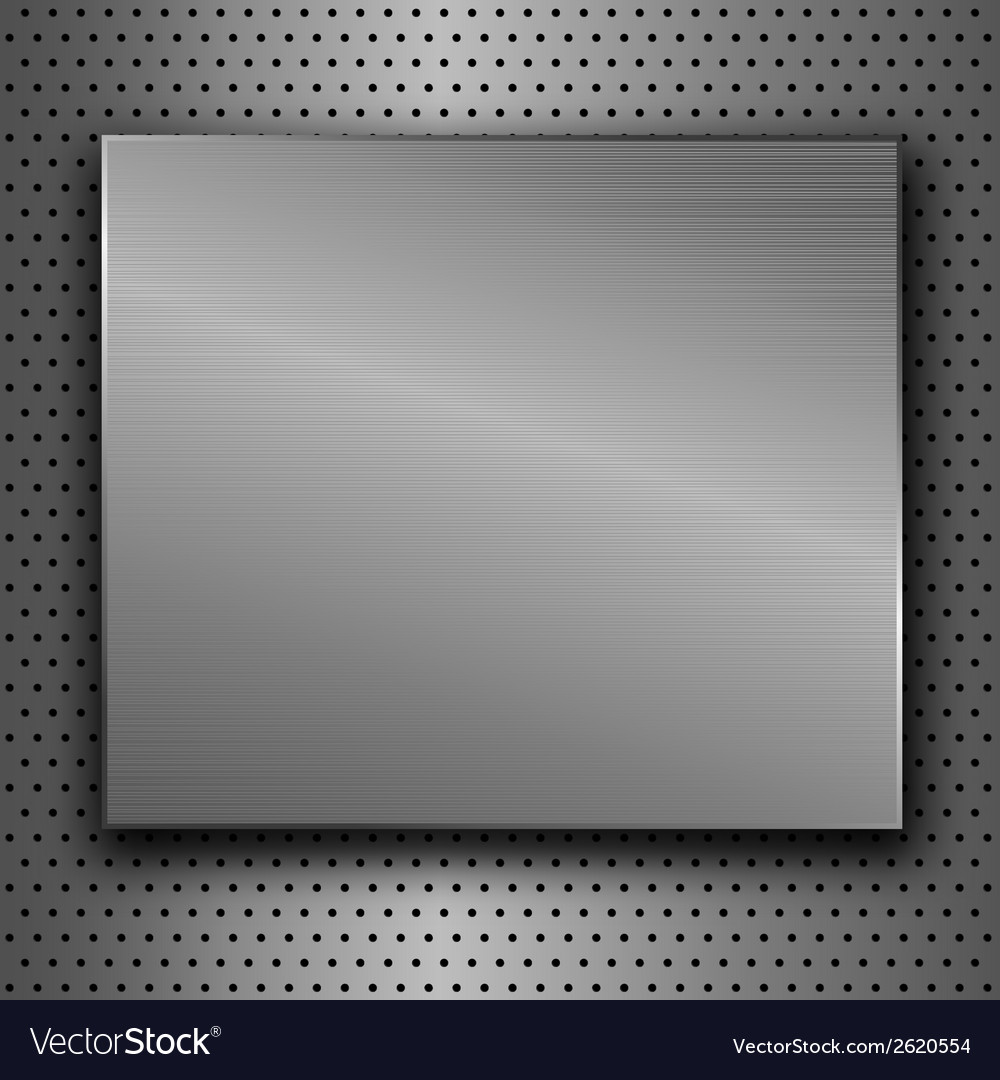 Metal vector | Price: 1 Credit (USD $1)