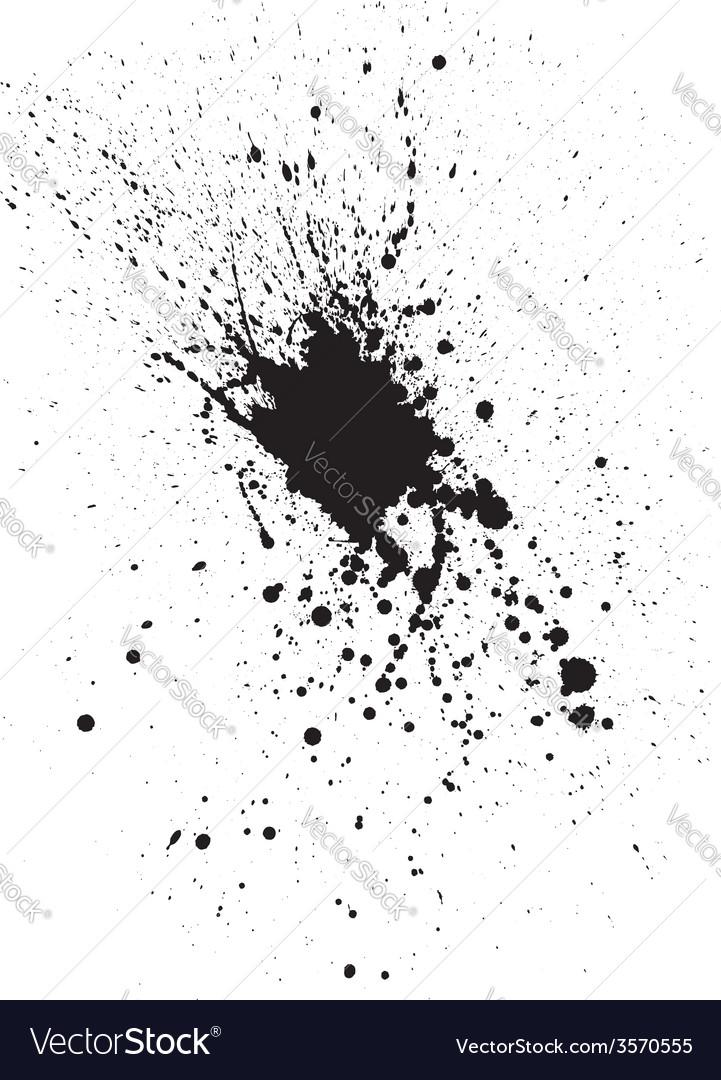 Ink blot vector | Price: 1 Credit (USD $1)