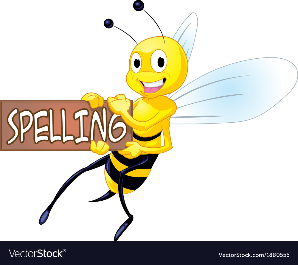 Spelling bee vector | Price: 1 Credit (USD $1)