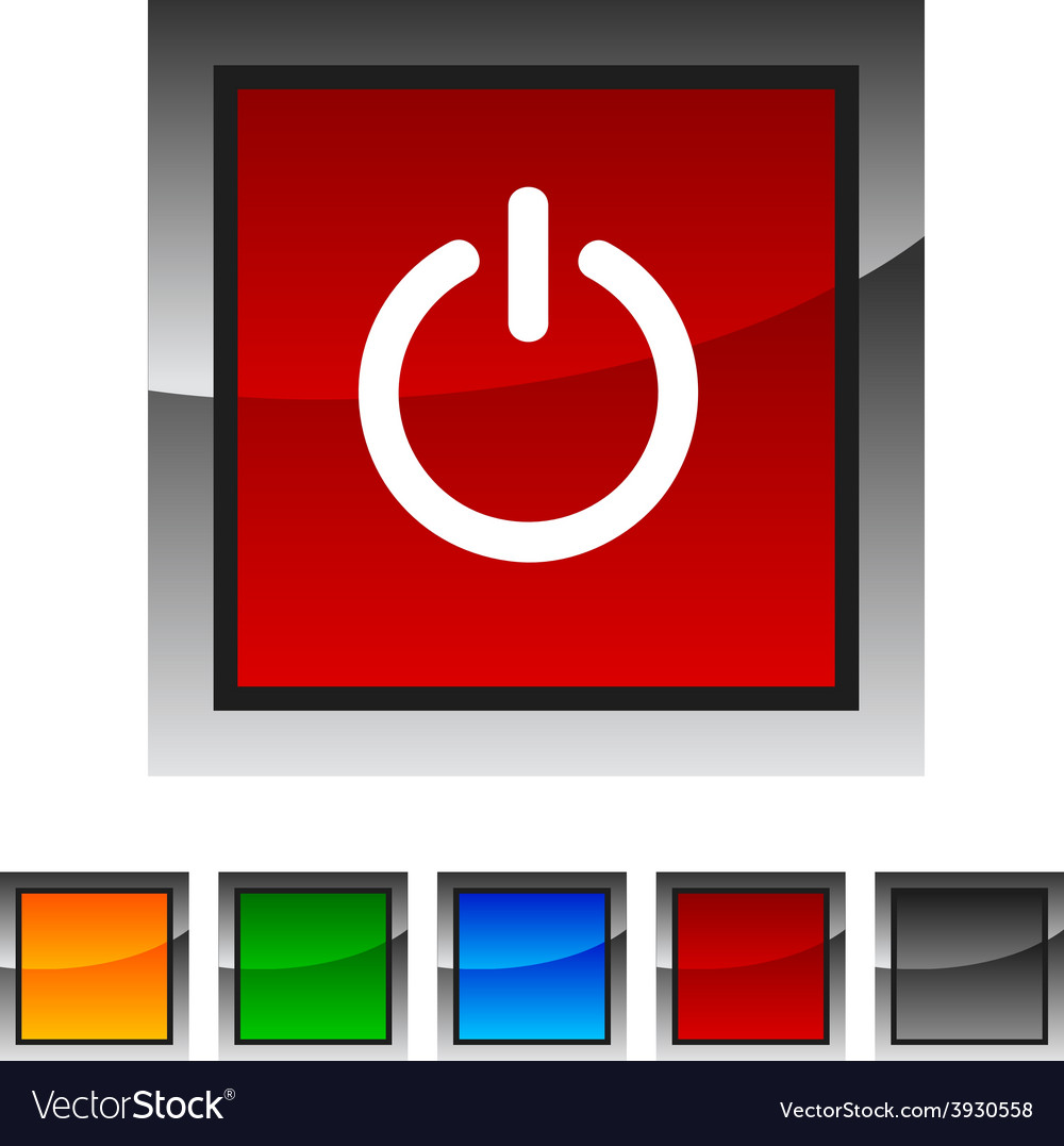 Switch icons vector | Price: 1 Credit (USD $1)
