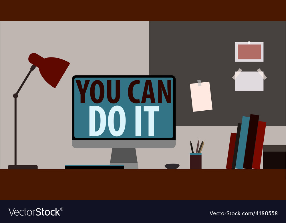 You can do it workplace vector | Price: 1 Credit (USD $1)