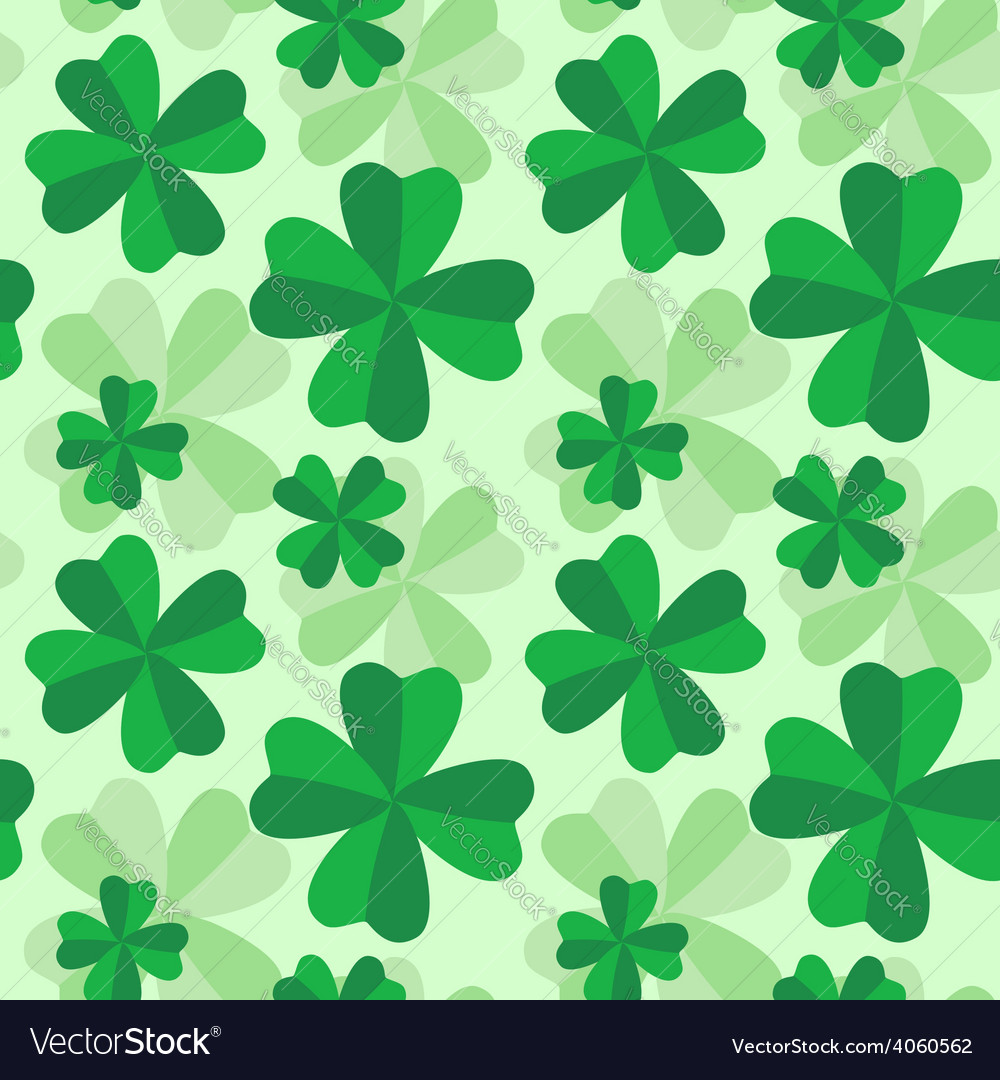 Clover pattern vector   Price: 1 Credit (USD $1)