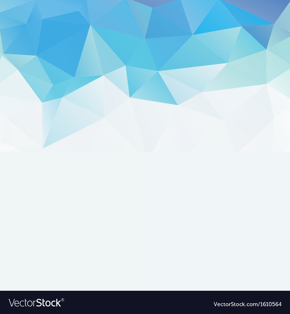 Colorful mosaic triangle background vector   Price: 1 Credit (USD $1)
