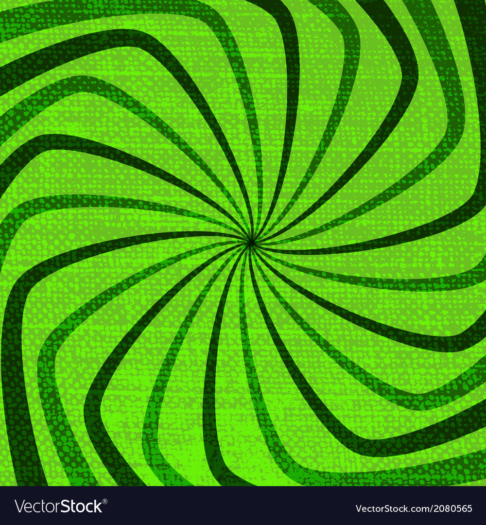 Background green roundabout vector | Price: 1 Credit (USD $1)