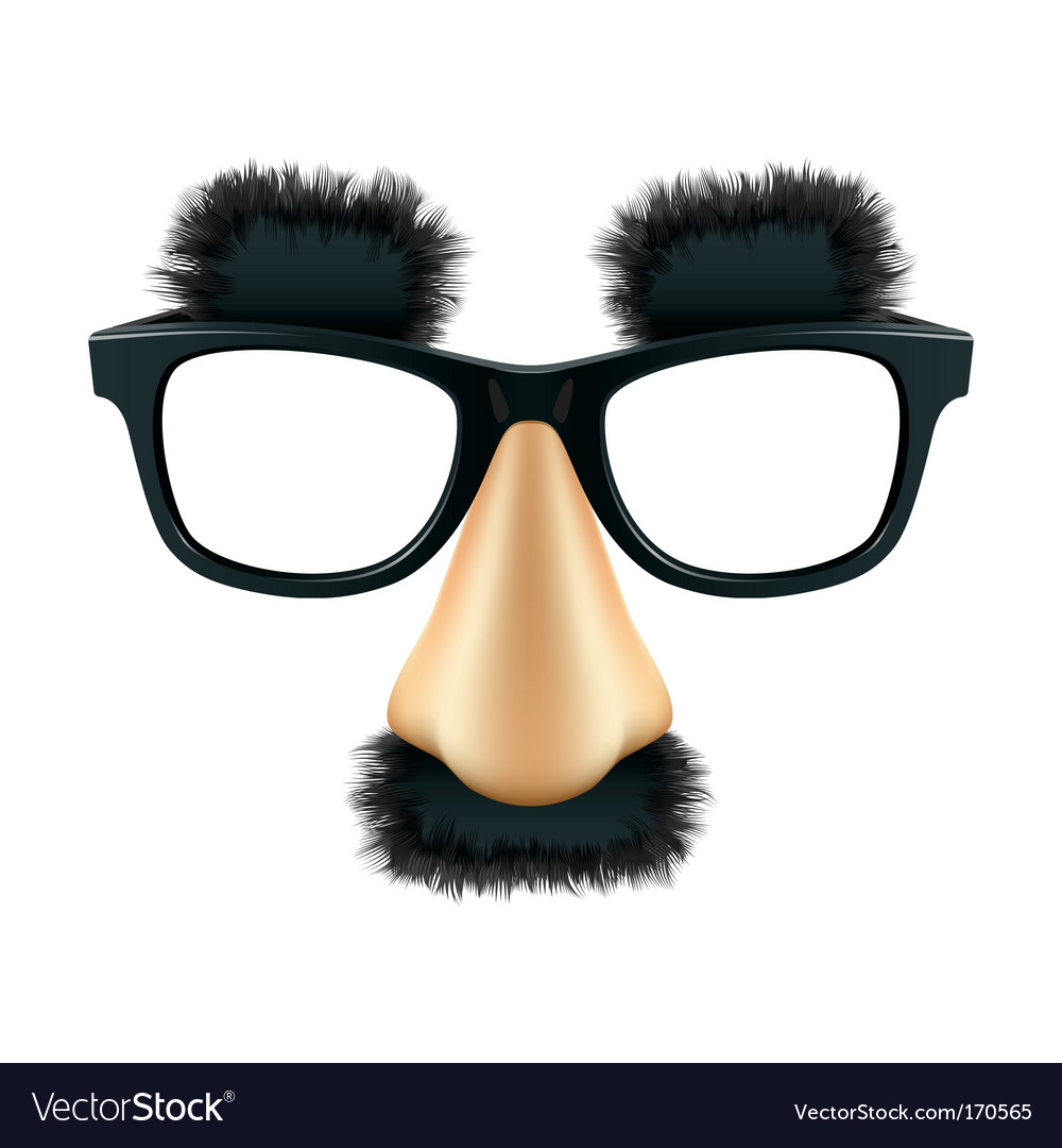 Funny mask vector | Price: 3 Credit (USD $3)
