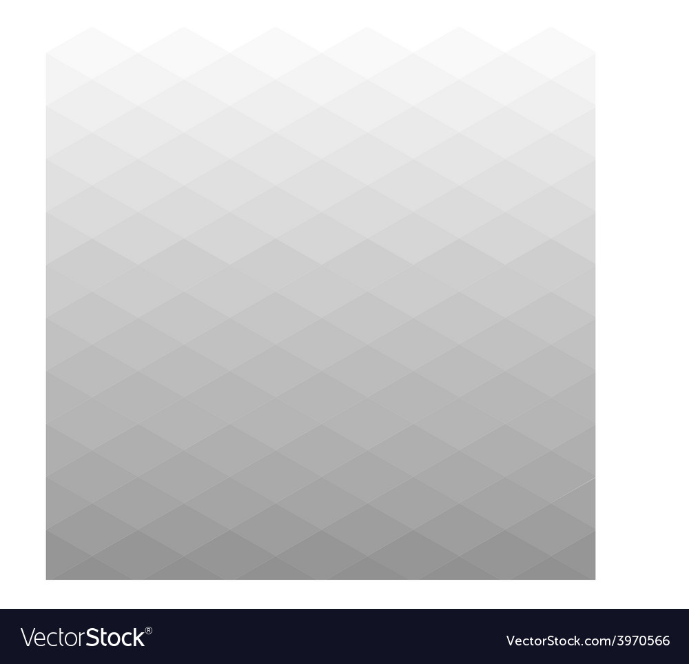 Modern white grey geometric background - seamless vector | Price: 1 Credit (USD $1)