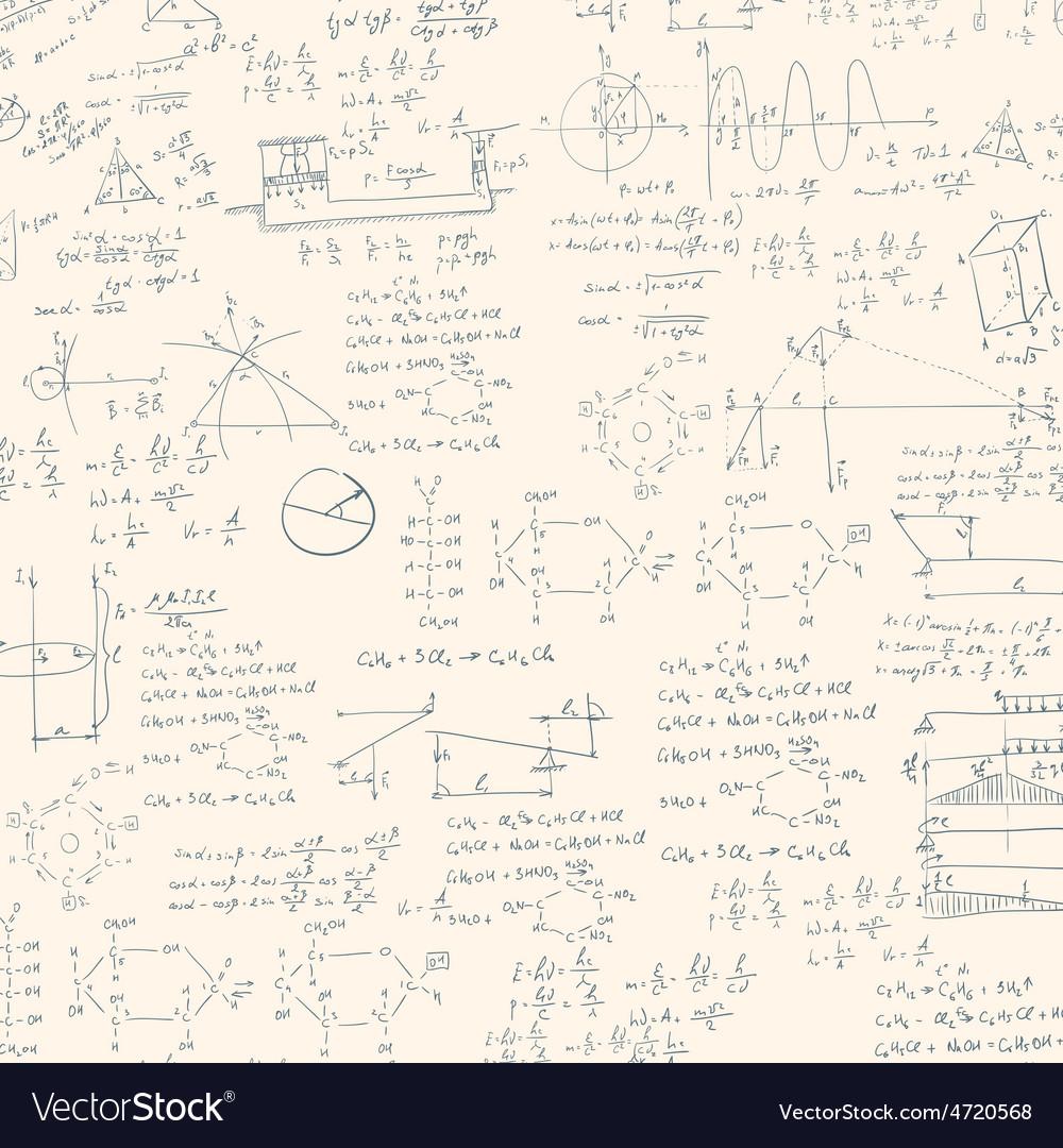Formula in blackboard vector   Price: 1 Credit (USD $1)